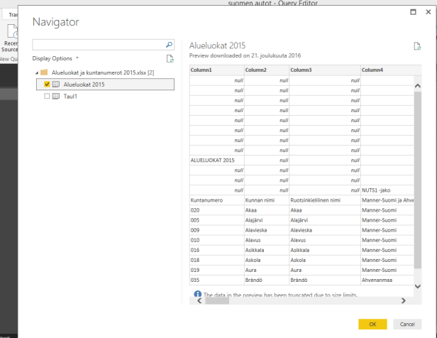 powerbi-import-excel