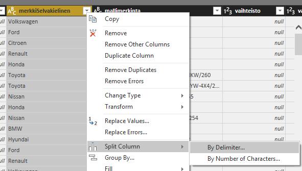 PowerBI query editor split rows.png