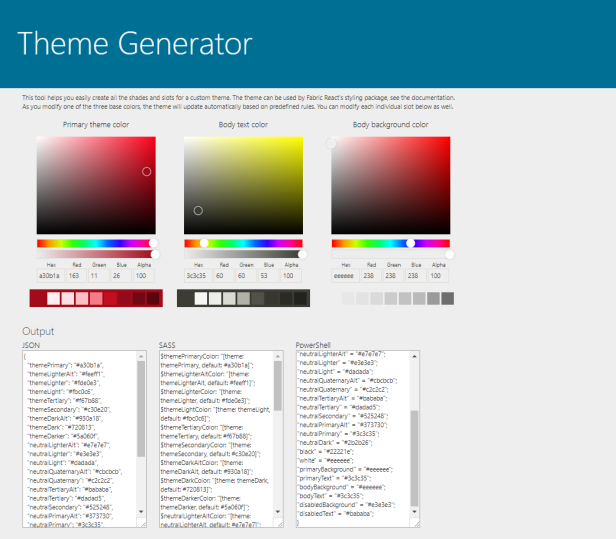 theme generator 1