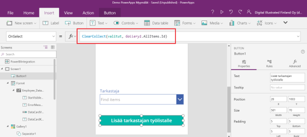 powerapps step5