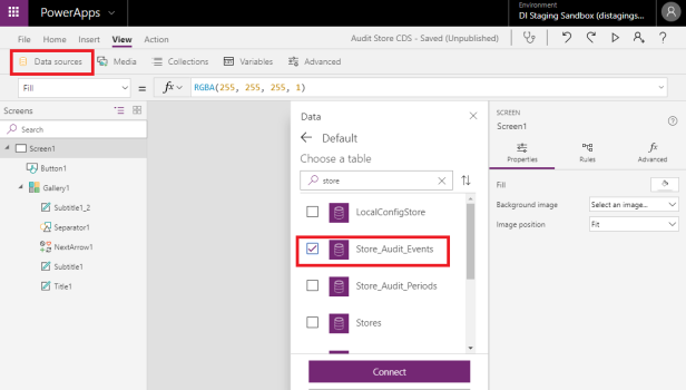 add entity to powerapps.png