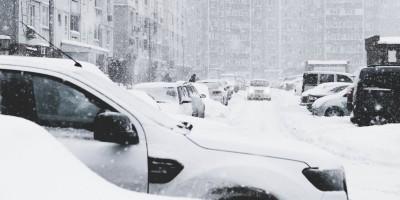 Sähköauto Talvella